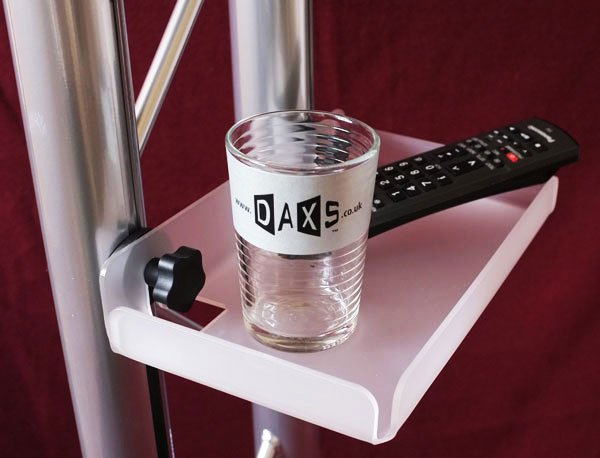 DAXS All-In-One Lectern Acrylic Shelf