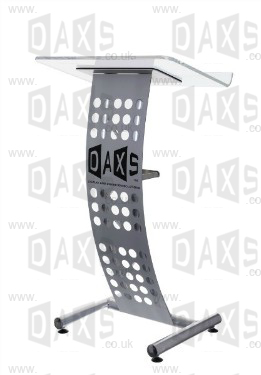 DAXS Curved Lectern