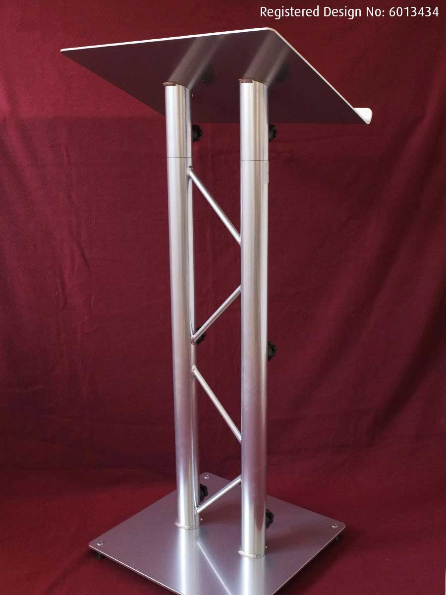 DAXS All-In-One Portable Lectern